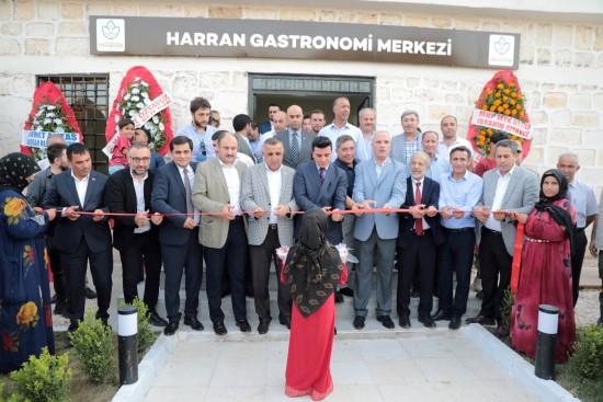 Harran'da Gastronomi Merkezi ve Gözlemevi açıldı