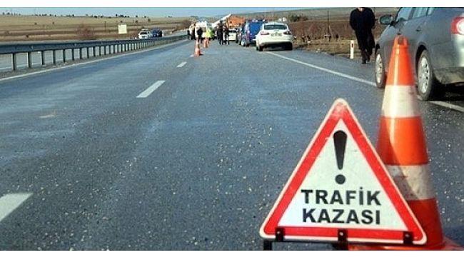 Şanlıurfa'da otomobil devrildi: 6 yaralı