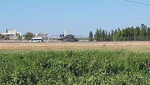 Akçakale'de askeri hareketlilik