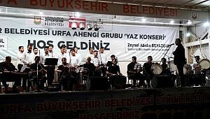 Büyükşehir'den her ilçede konser
