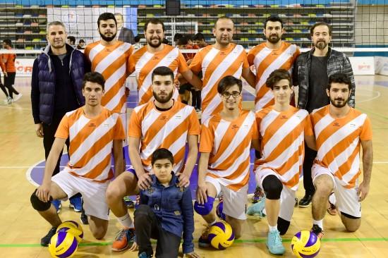 Büyükşehir Voleybol Takımı hazırlıklarına başladı
