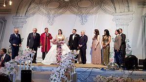 Drej Ali'nin Oğlu Muhteşem Düğün İle Dünya Evine Girdi