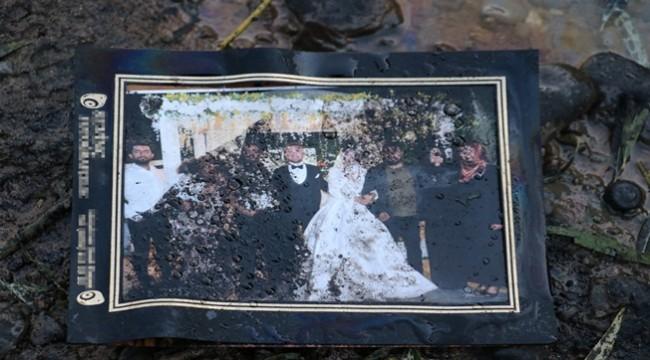 Düğün Dönüşü Feci Kaza 4 Ölü 4 Yaralı