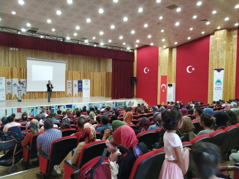 Eyyübiye'de eğitim atağı