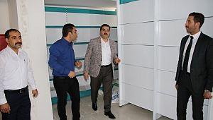 Haliliye'de ihtiyaç sahiplerine 'market' açılıyor