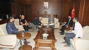 Harran Üniversitesi, Engelliler Spor Kulübüne Eğitim DesteğiVerecek