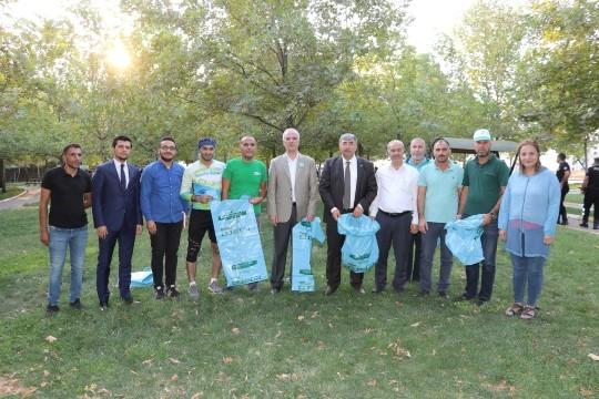 Karaköprü'de Dünya Temizlik Günü kutlandı