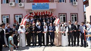 Kuveytlilerin yaptırdığı iki okulun açılışı gerçekleştirildi
