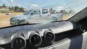 Şanlıurfa'da Dicle Elektrik ekibine saldırı: 1 yaralı