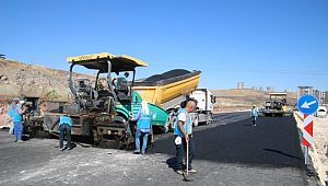 Şanlıurfa'da köprülü kavşak seferberliği