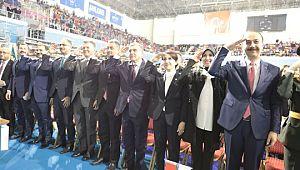 Beyazgül, 29 Ekim kutlamalarına katıldı