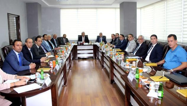 Bölge başkanları Barış Pınarı Harekatı'yla ilgili deklarasyon yayımladı
