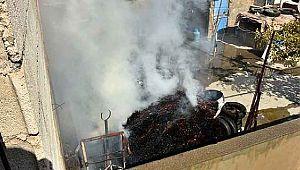 Ceylanpınar'a 1 saatte 25 havan mermisi düştü
