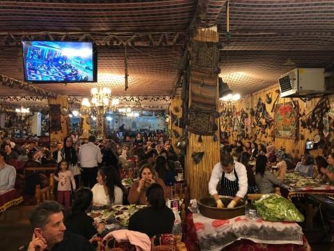 Ciğerci Aziz Usta'dan Eskişehir'de Urfa gecesi
