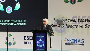 """Emine Erdoğan: """"Allah bölgemizi huzura kavuşturacak bir zafer nasip etsin"""""""