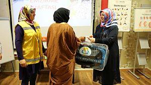 Haliliye Belediyesinden 700 Anne Adayına Puset