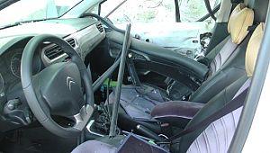 Havan mermisi otomobili vurdu
