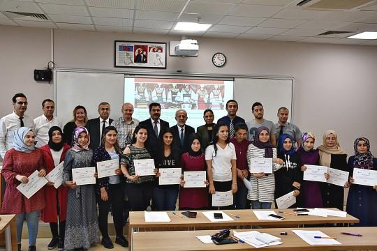 HRÜ ve İŞKUR İşbirliğinde Eğitimler Başladı