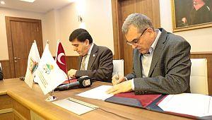 Karacadağ Kayak merkezi protokolü imzalandı