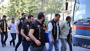 Mazot kaçakçılarına darbe: 14 gözaltı