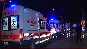 Şanlıurfa'da trafik kazası: 3'ü ağır 7 yaralı