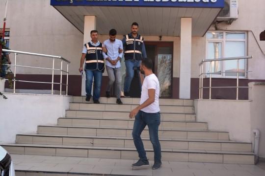 Şanlıurfa'nın Akçakale ilçesindeki çete lideri tutuklandı