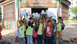 Şanlıurfalı çocuklardan tüm Türkiyeye mesaj: OKUMAK GÜZELDİR