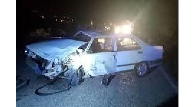 Trafik kazası: 1 ölü, 17 yaralı