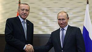 Türkiye ve Rusya'dan Soçi'de tarihi mutabakat