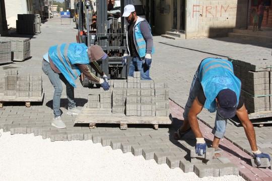 Vatandaşlar, Eyyübiye Belediyesinin çalışmalarından memnun