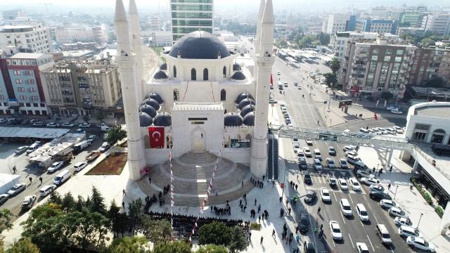 11 Nisan Kurtuluş camisi dualarla ibadete açıldı