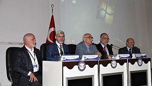 16. Tefsir Koordinasyon Toplantısı ve Uluslararası Hz. İbrahim (As) ve Nübüvvet Sempozyumu Harran Üniversitesi'nde gerçekleştirildi
