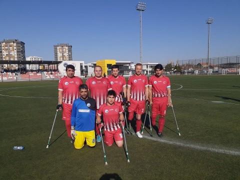 Anadolu Erciyes Engelliler Spor-Şanlıurfa Engelliler Spor:3-1