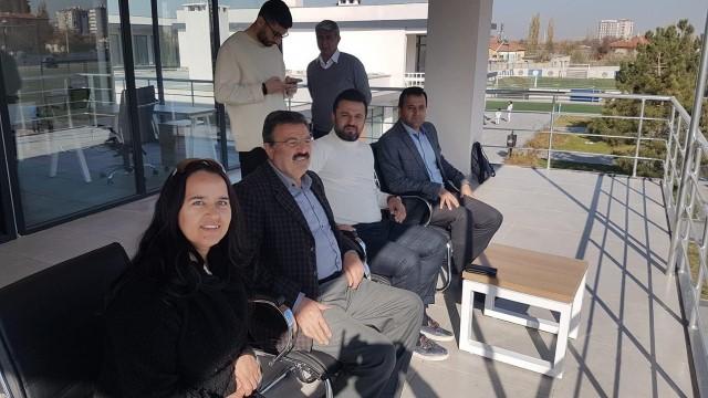 Bülent Uygun Engellilerspor maçını izledi