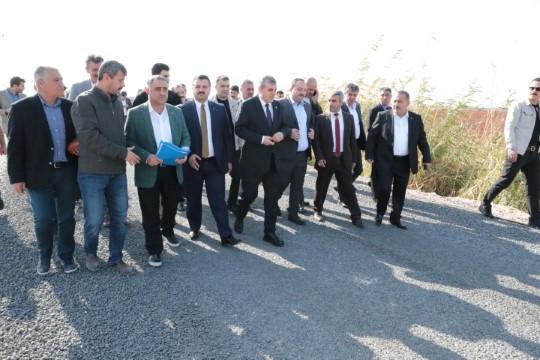 Büyükşehir'den Viranşehir'de asfalt atağı