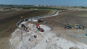 Büyükşehir, Viranşehir kanalizasyon projesini tamamladı