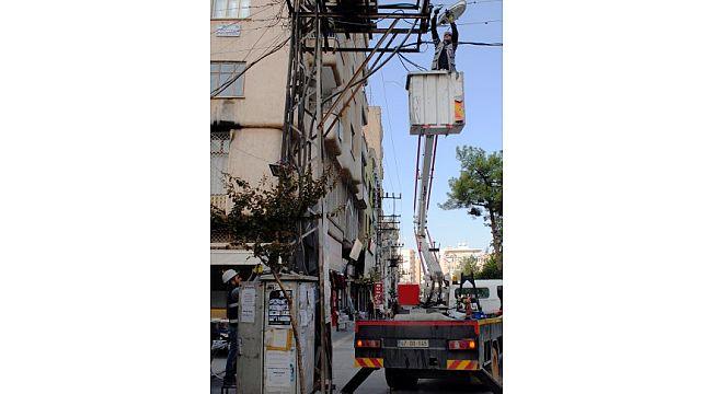 Dicle Elektrik arıza sayısını azalttı