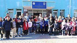Diyarbakırlı öğrencilerden tarihi mekanlara kültür turizm gezisi