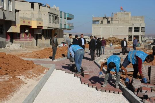 Eyyübiye Belediyesinden bir park daha
