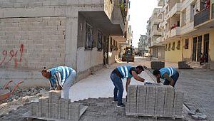 Eyyübiye belediyesinin çalışmaları takdir topluyor