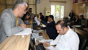Haliliye Belediyesinde çağrı:son gün 2 Aralık