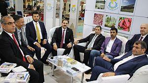 Halilye Belediyesi, Ankara'daki Tanıtım günlerinde