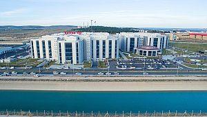 Harran Üniversitesi Araştırma ve Uygulama Hastanesine, Uluslararası Sağlık Turizmi Yetki Belgesi Verildi