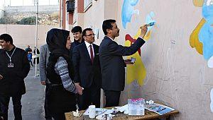 Harran Üniversitesi Öğrencilerinden Sosyal Sorumluluk Çalışması