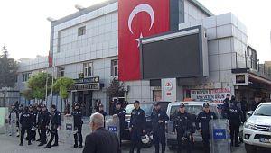 HDP'li Suruç Belediyesinde arama yapılıyor