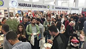 HRÜ, Göbeklitepe Kültürel Miras ve Turizm Fuarına Katıldı