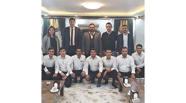HRÜ Turizm ve Otel İşletmeciliği Yüksekokulu, Hizmet Sektörüne Yön Vermeye Başladı