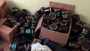 Kaçak tütün operasyonunda 11 tona yakın ürün ele geçirildi