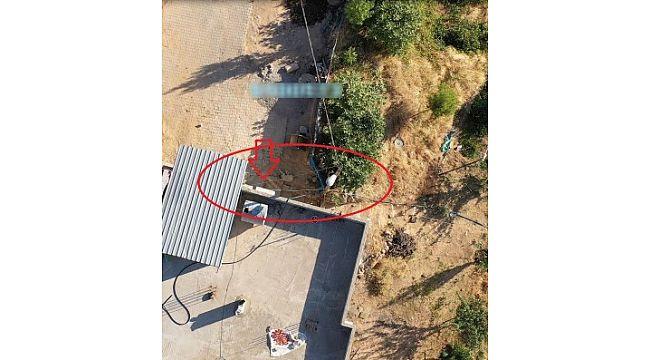 Kaçakla mücadelede Drone dönemi