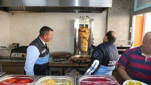 Karaköprü'de sağlık ve hijyen denetimi